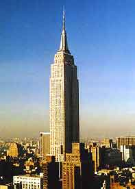 Empire State Building in New York photo