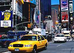 New York Yellow Cab picture