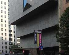 Photo of the Whitney Museum of American Art