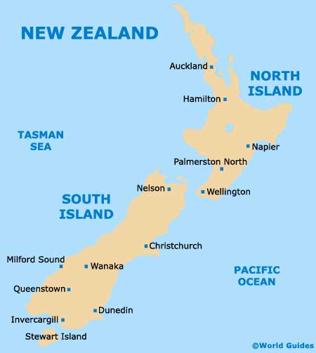 Where Is Wellington New Zealand On The Map.Wellington Maps And Orientation Wellington North Island New Zealand