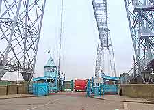Pictture of the Transporter Bridge