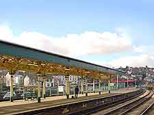 Picture of the High Street station