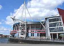Image of Cardiff's Millennium Centre