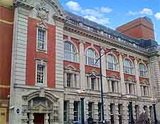 Picture of the historical Corn Exchange
