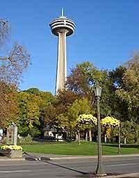Niagara Falls Landmarks And Monuments Niagara Falls