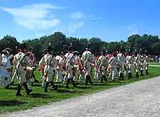 Photo of seasonal marching procession