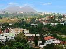 View of Abuja city, capital of Nigeria