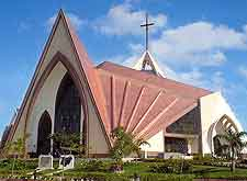 Image of the National Ecumenical Centre, Abuja, Nigeria