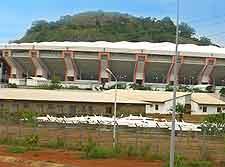 Image of the Abuja National Stadium