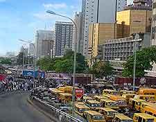 Downtown Lagos image