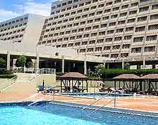 Picture of the Sheraton Abuja Hotel, Ladi Kwali Way, Maitama, Abuja, Nigeria