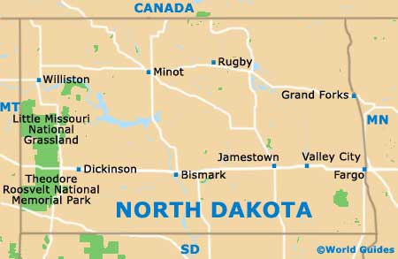 26 new Map Of Bismarck North Dakota – bnhspine.com Dakota Map Usa on