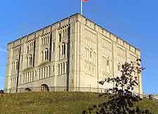 Photo of Norwich castle