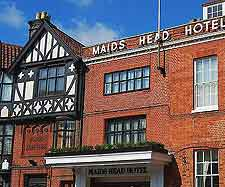 Further photo of the Maids Mead Hotel