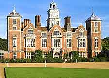 Picture of nearby Blickling Hall