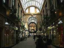 Picture of the Exchange Arcade