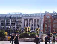 Picture of Nottingham city centre