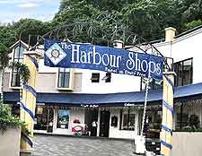 Photo of the Harbour Shops Plaza in Ocho Rios