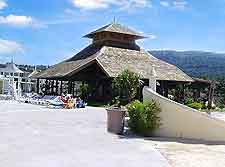 Picture showing hotel restaurant in Ocho Rios