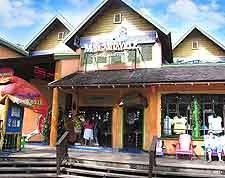 Further photo of the Margaritaville restaurant at Ocho Rios