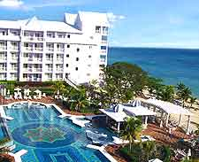 Image showing hotel resort and outdoor swimming pool in Ocho Rios