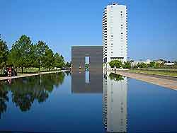 Oklahoma City Landmarks and Monuments: Oklahoma City, USA