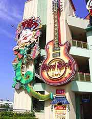 Picture of popular Hard Rock Cafe