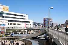 Photo of the Takatsuki train station