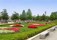 Photo of the Tennoji Park