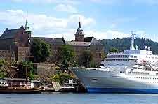 Oslo Akershus Castle (Akershus Slott) photo