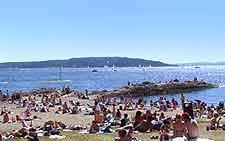 Oslo beach picture