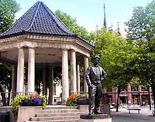 Image taken in Oslo city centre
