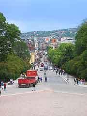 Picture of the Oslo cityscape