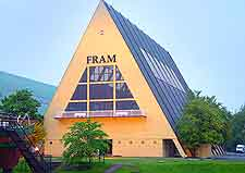 Image of the Frammuseet (Fram Museum)