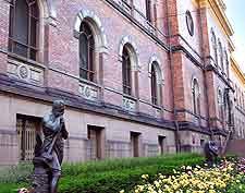 Photo of the Nasjonalgalleriet (National Art Gallery)