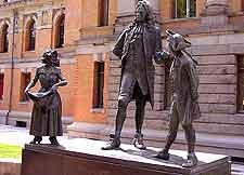 Further picture of the Nasjonalgalleriet (National Art Gallery)