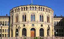Photo of the Stortinget (Parliament Building)