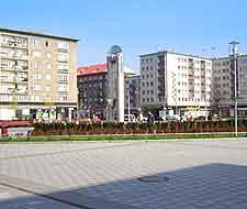 Picture of central Havirov