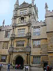 Oxford Landmarks and Monuments