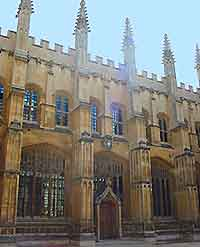 Bodleian Library picture