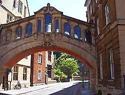 Oxford Information and Tourism