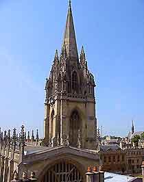 Oxford Churches