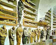 Picture of the Capuchin Catacombs