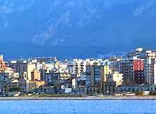 Photo of the coastline
