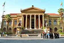 Teatro Massimo picture