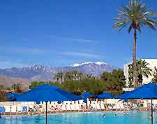 Palm Springs Airport (PSP) Weather and Climate