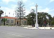 Picture of Paphos city centre