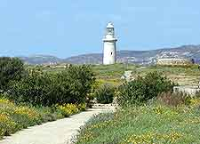 Kato view, showing lighthouse