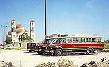 Photo of local buses