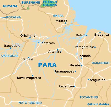 Para map
